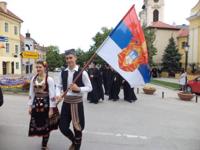 Svečanost povodom osam vekova samostalnosti Srpske pravoslavne crkve foto: Z. Milosavljević