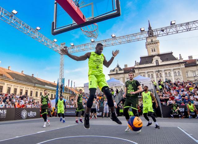Sa finalne utakmice basketa u Novom Sadu/N. Mihajlovic