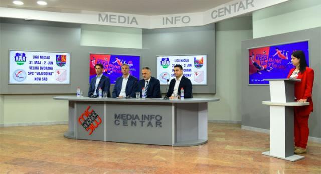 Liga nacija u Novom Sadu/Pokrajinska vlada