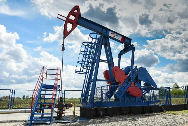 naftna busotina, NIS