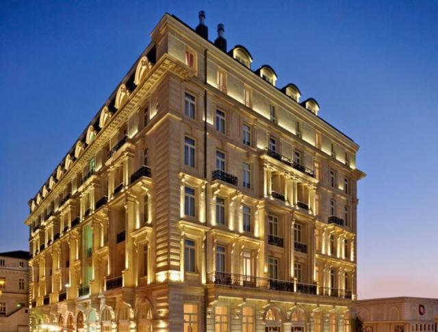 "Prvi ""Evropski hotel"" u Carigradu: Pera Palas Foto: privatna arhiva"
