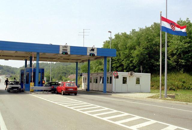 ilok granicni prelaz, dnevnik.rs