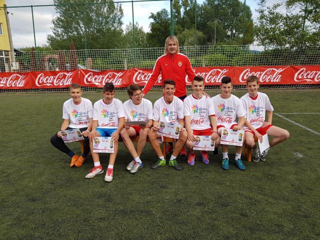 Milos Krasic na dodeli zahvalnica posle turnira u malom fudbalu u Novom Sadu Foto SIM Srbije (2)