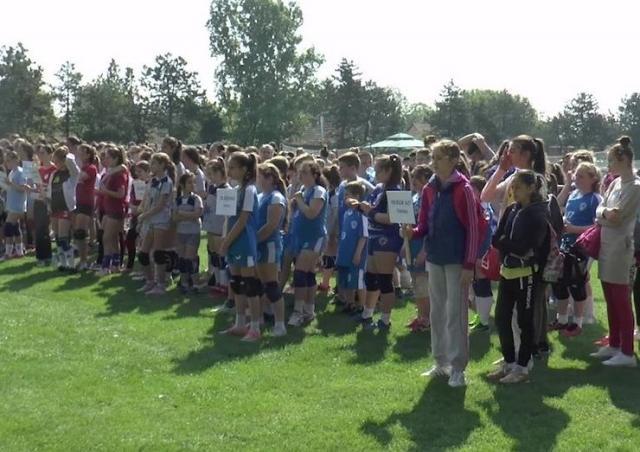 Učesnici turnira u Bačkom Gradištu pre početka takmičenja Foto: Dnevnik.rs