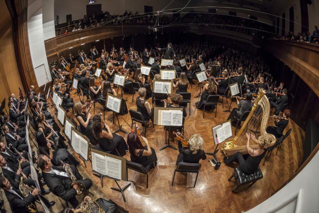 Beogradska filharmonija  Foto: BGF