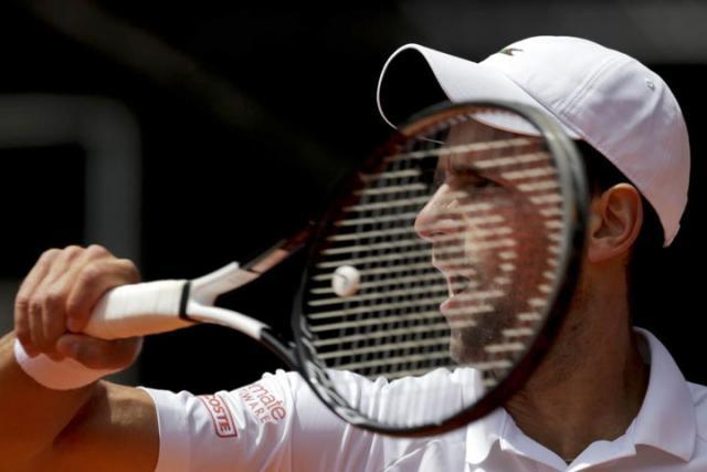 Novak Djokovic 2019. Madrid/Fonet