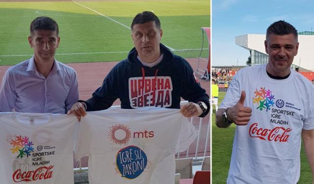 Radovan Krivokapić, Vladan Milojević i Savo Milošević Foto: promo