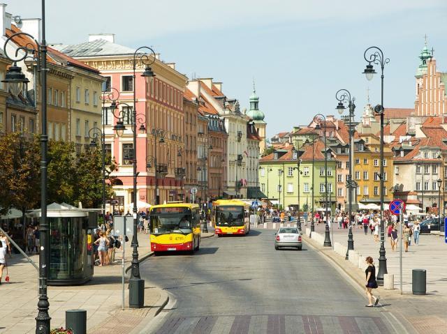 Varšava, piksa