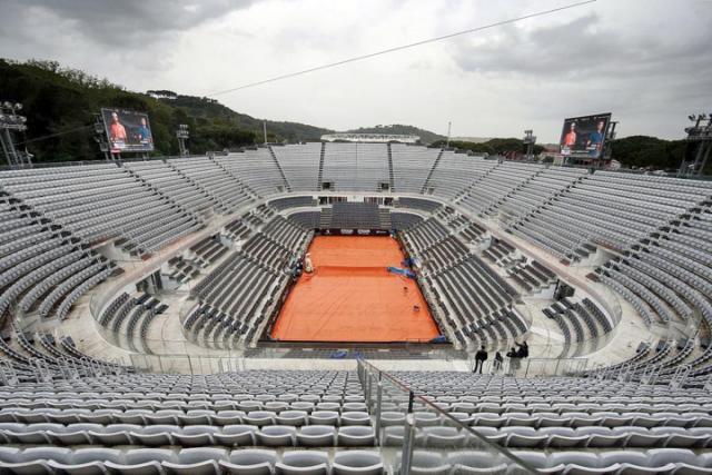 Rim teniski teren/Fonet