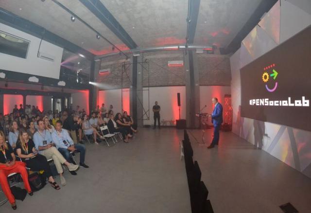 """Održana konferencija o društvenim inovacijama """"OPENSociaLab"""" Foto: S. Šušnjević"""