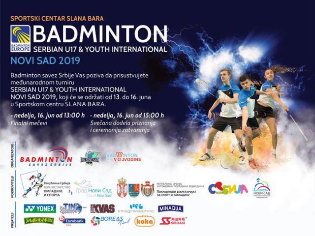 Badminton/Novi Sad