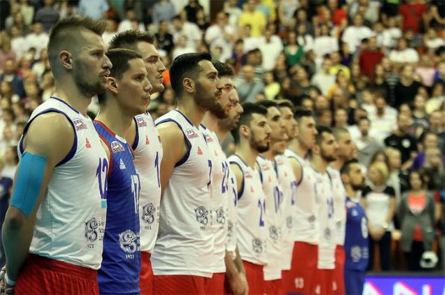 Odbojkasi Srbije/F. Bakic