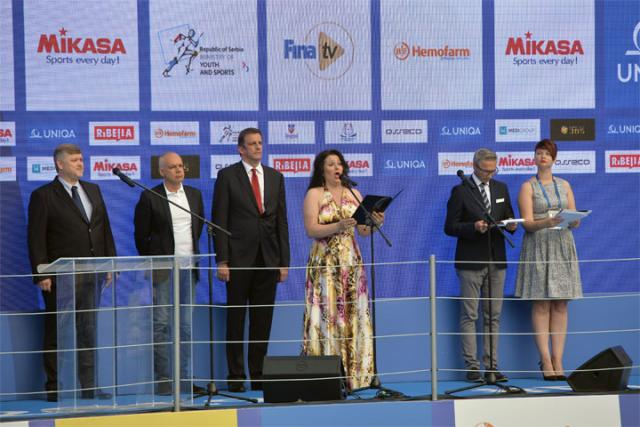 Otvaranje Svetske lige u beogradu/Tanjug/Z. Žestić