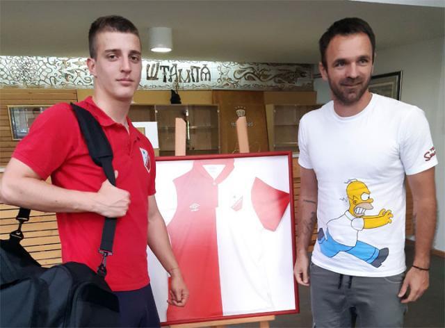 Marko Đurišić i Nikola Drinčić/A. Predojević