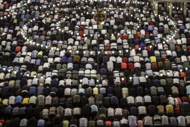 muslimani molitva