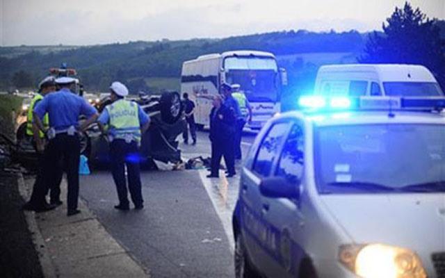 saobracajna nesreca policija