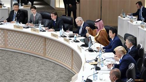Završen samit G20 Foto: Kyodo News via AP
