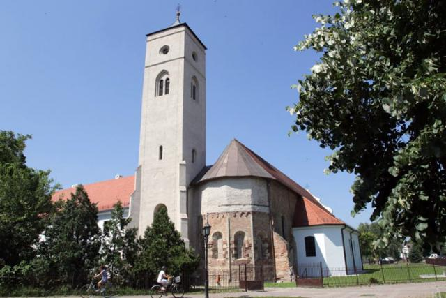 Franjevački samostan u Baču/Fonet/Nenad Đorđević