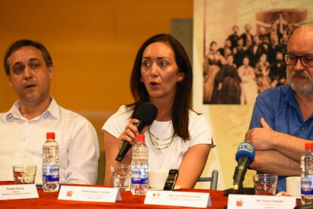 Konferencija za novinare u Srpskom narodnom pozorištu (4)