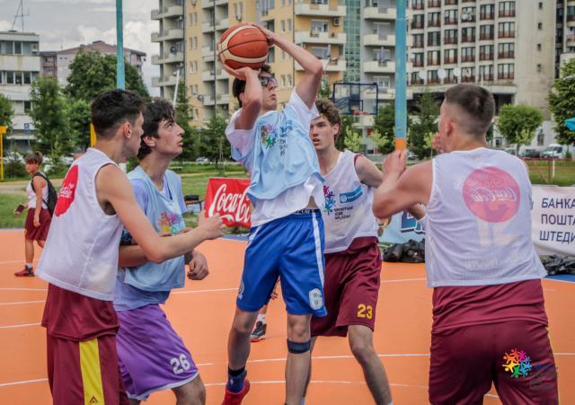Sportske igre mladih u Novom Pazaru Foto SIM Srbije (1)