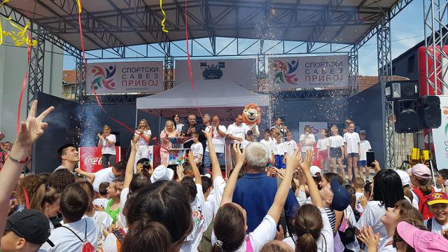 Sportske igre mladih u Priboju Foto SIM Srbije (1)