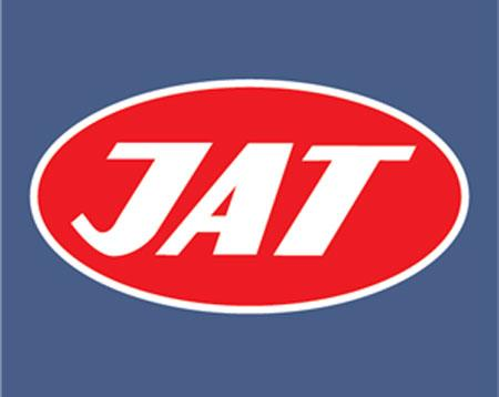 JAT logo/Tanjug
