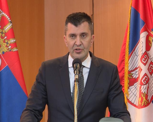 Ministar za rad, zapošljavanje, boračka i socijalna pitanja Zoran Đordević Foto: Tanjug/video