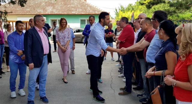 subotica.info/Vanja Udovičić u Subotici
