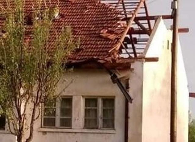 Dva meseca za prijavu štete od nevremena posle nevremena na području Bačke Palanke Foto: privatna arhiva