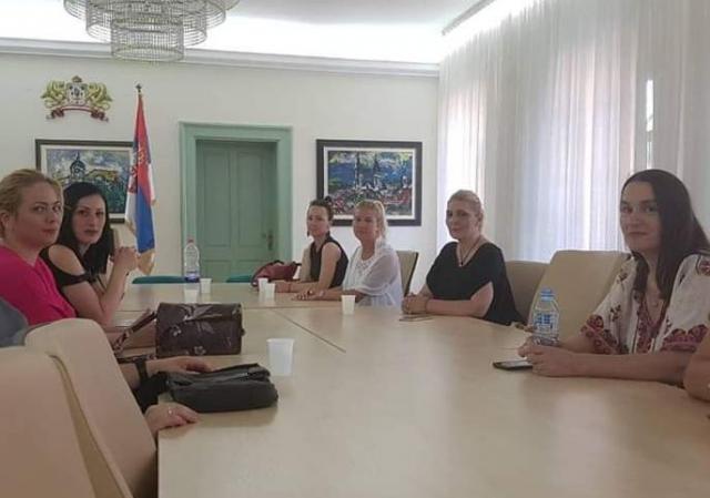 Učesnicе fokus grupe Foto: Dnevnik.rs