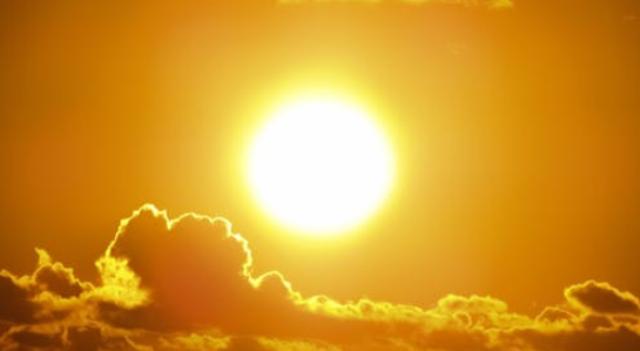 vrucina sunce