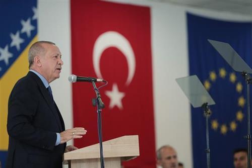 Predsednik Turske Redžep Tajip Erdogan foto: Tanjug/video