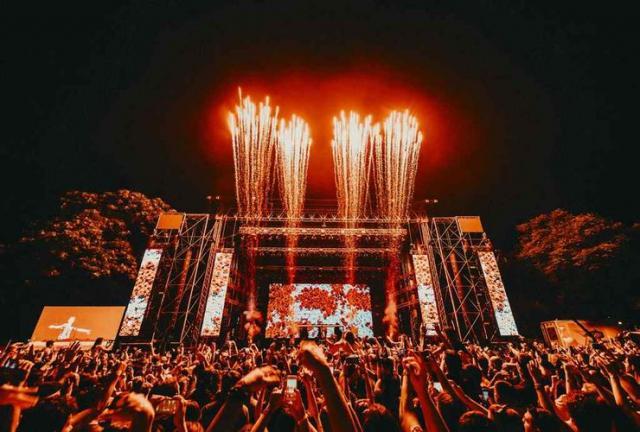 Otvaranje Egzita 2019. Foto: EXIT fest