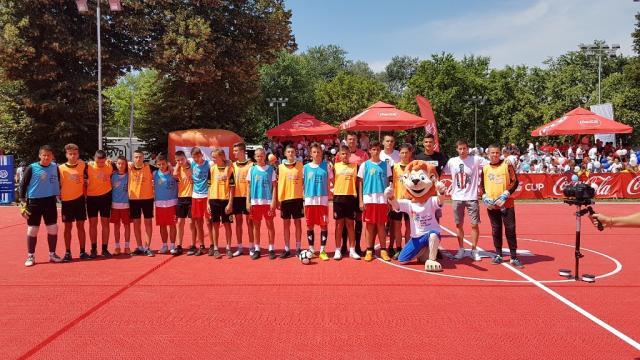 Svecano zatvaranje Dunav osiguranje Sportskih igara mladih Srbije (2