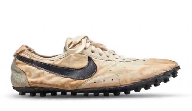 "Kopačke ""Nike Waffle Racing Flat Moon Shoe"" Foto: Youtube/printscreen"