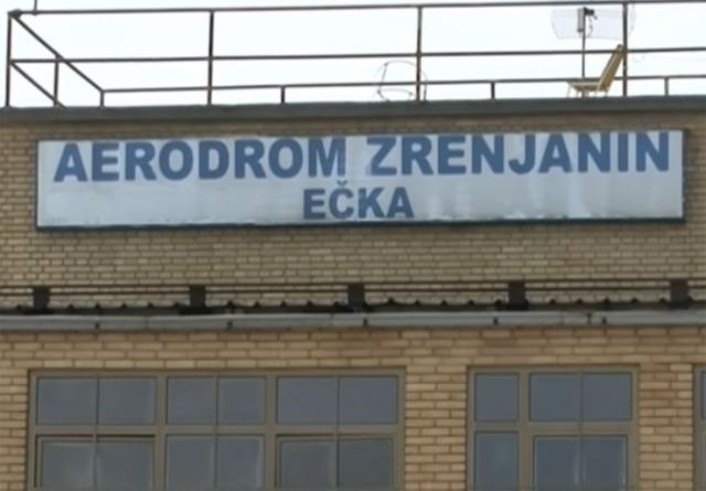 Aerodrom Ečka, Zrenjanin foto: Youtube/printscreen