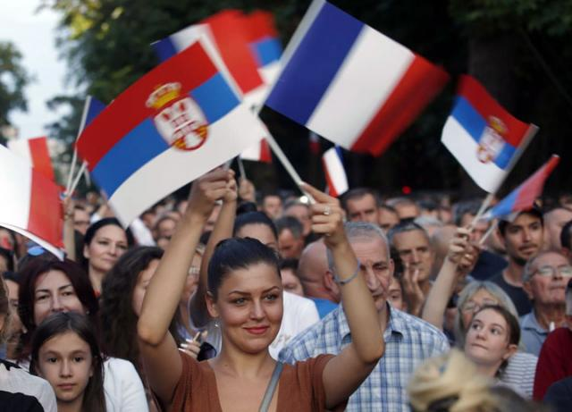 Francuska Srbija/Fonet/AP