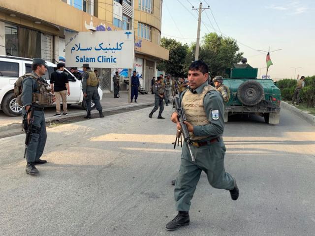 Kabul, Avganistan/Fonet/AP