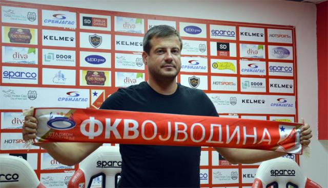 Nenad Lalatović/FK Vojvodina