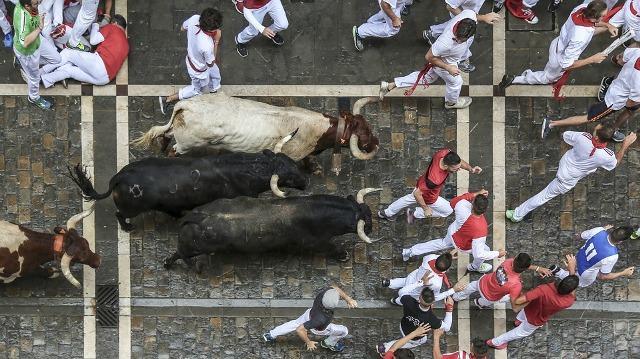 trke s bikovima