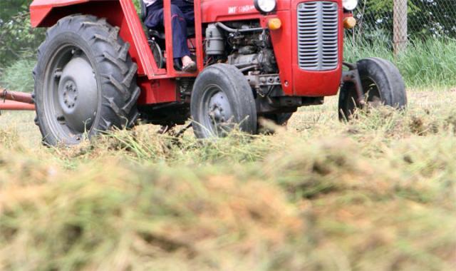 Traktor ilustracija/S. Šušnjević