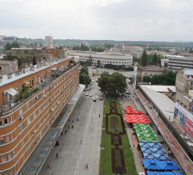 ulica modene -RHA