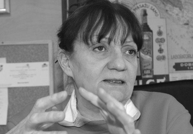 Slobodanka Caca Aleksić Foto screenshot/A.Stanković