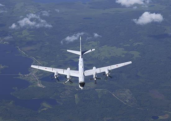 Strateški bombarder Tupoljev TU-160 Foto Ministarstvo odbrane Rusije, ilustracija