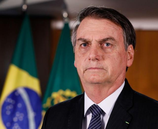 Brazilski predsednik Žair Bolsonaro Foto: Youtube/printscreen