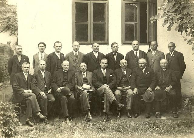 Jan Bulik i predsedništvo Matice slovačke