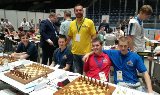 Ekipno juniorsko prvenstvo Evrope Foto: Privatna arhiva