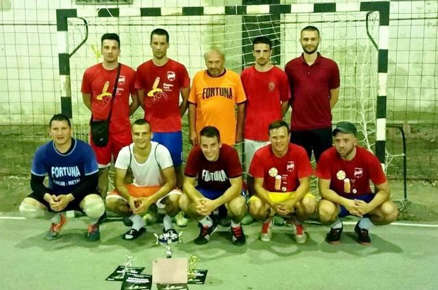 Padej pobednik turnira Fortuna Becej
