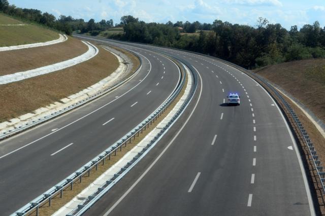 autoput milos veliki, Tanjug/Dimitrije Gol