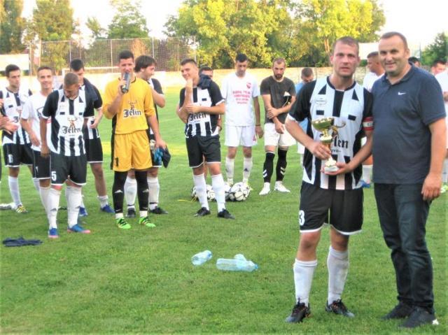 Bajša brani trofej na turniru u Bačkom Gradištu Foto: privatna arhiva